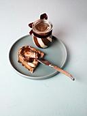 Chocolate nougat cream