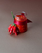 Fermented sambal
