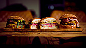 Burger vatiety