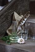 Sage vinegar (for loss of appetite)