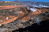 Coal mining, China