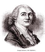 Count Alessandro di Cagliostro, Italian occultist