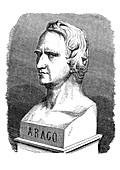 Francois Arago, French astronomer