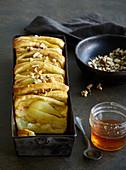 Pear loaf-cake