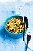 Vegetable and Potato Stew 'To Go'