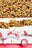 Vegan granola bars 'To Go'