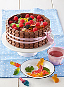 Gateau for kids Birthday party