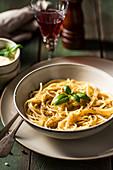 Spaghetti 'Cacio e Pepe'
