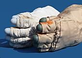 Spacesuit gloves