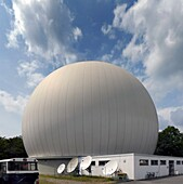 Radome, Bochum Observatory, Germany