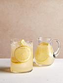 Zitronen-Limonade (zuckerfrei)