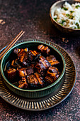 Hong Shao Rou - Shanghai Style Braised Pork Belly for Chinese New Year