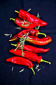Red pointed pepper