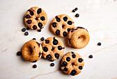 Blueberry Bagels (sugar-free)