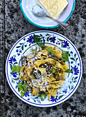 Pappardelle with beef ragout