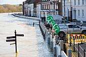 Flooding, England, UK