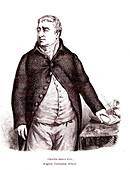 Charles James Fox, English politician