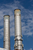 Thermal steam plant, Michigan, USA