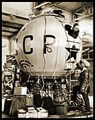 USSR-1 Soviet stratospheric gondola