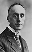 Louis de Broglie, French physicist