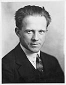 Werner Heisenberg, German physicist