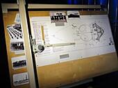 Vostok 1 spacecraft plans