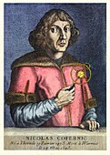 Nicolaus Copernicus, Polish astronomer