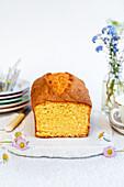 Vanilla Loaf Cake