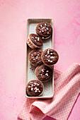 Blueberry muffins (sugar-free)