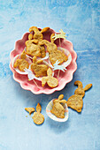 Bunny biscuits (sugar-free)