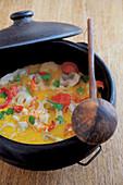 Moqueca de Peixe – Brazilian fish stew