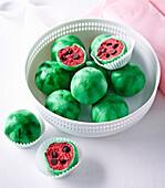 Watermelon candies