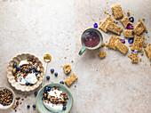 Cinnamon Crunch Granola and Protein Granola Bars