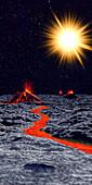 Future Earth, illustration