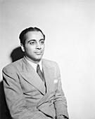 Homi Jehangir Bhabha, theoretical physicist