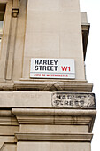 Harley Street, London, UK