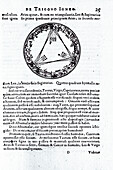 Jupiter-Saturn conjunctions, 1606