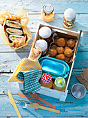 International Picnic Dishes 'To Go