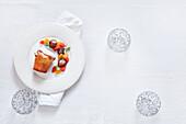 Panetton cino - Italian Christmas cake