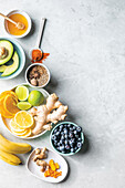 Do-good and energy-boosting foods