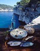 Bourride fish soup