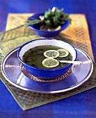 Lemon Herb Soup