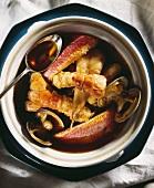 Godaille (Fischsuppe aus der Bretagne)