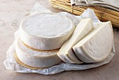 Reblochon cheeses