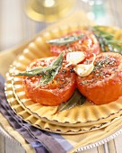 Provençal-style tomatoes