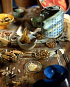 Chinese product spices herbs alternative medicine tea