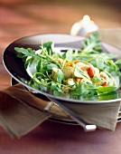 Pétoncle scallop salad