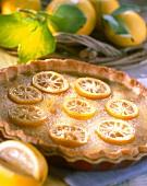Menton lemon tart
