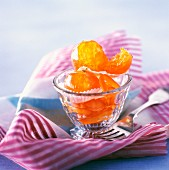 Candied clementines