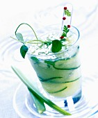 Courgette cocktail